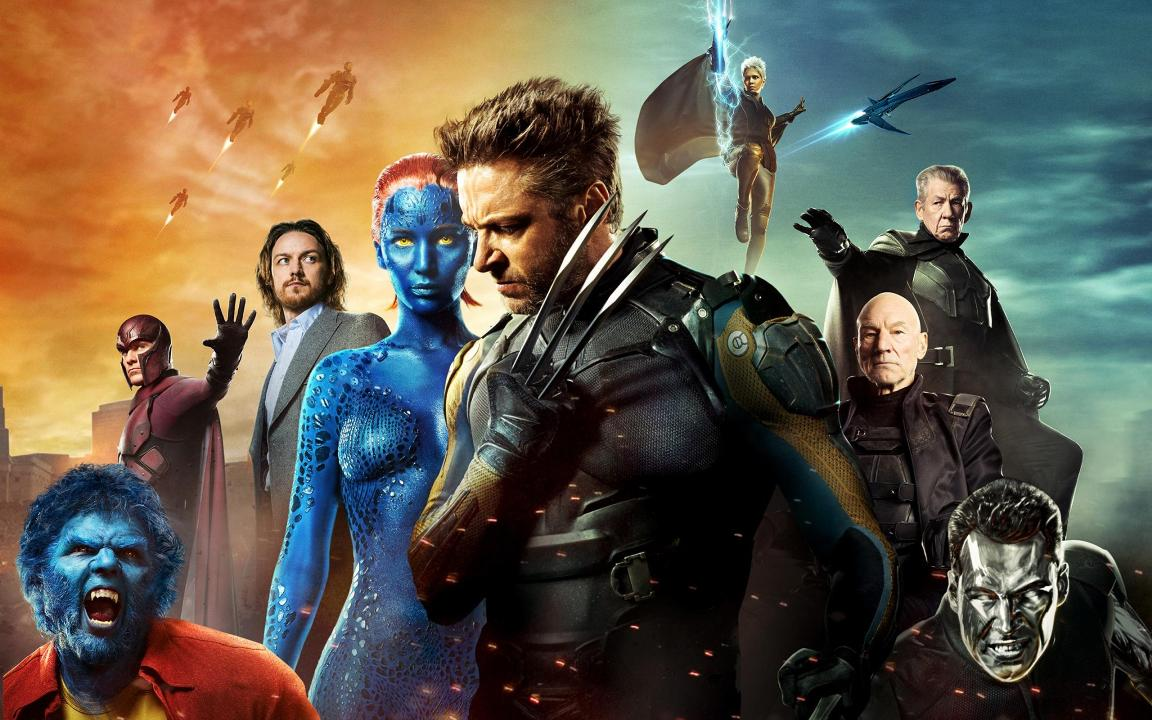 Film - X-Men 6 - X Men Giorni di un Futuro Passato - Days of Future Past