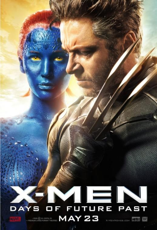 X-Men 6 - X Men Giorni di un Futuro Passato - Days of Future Past