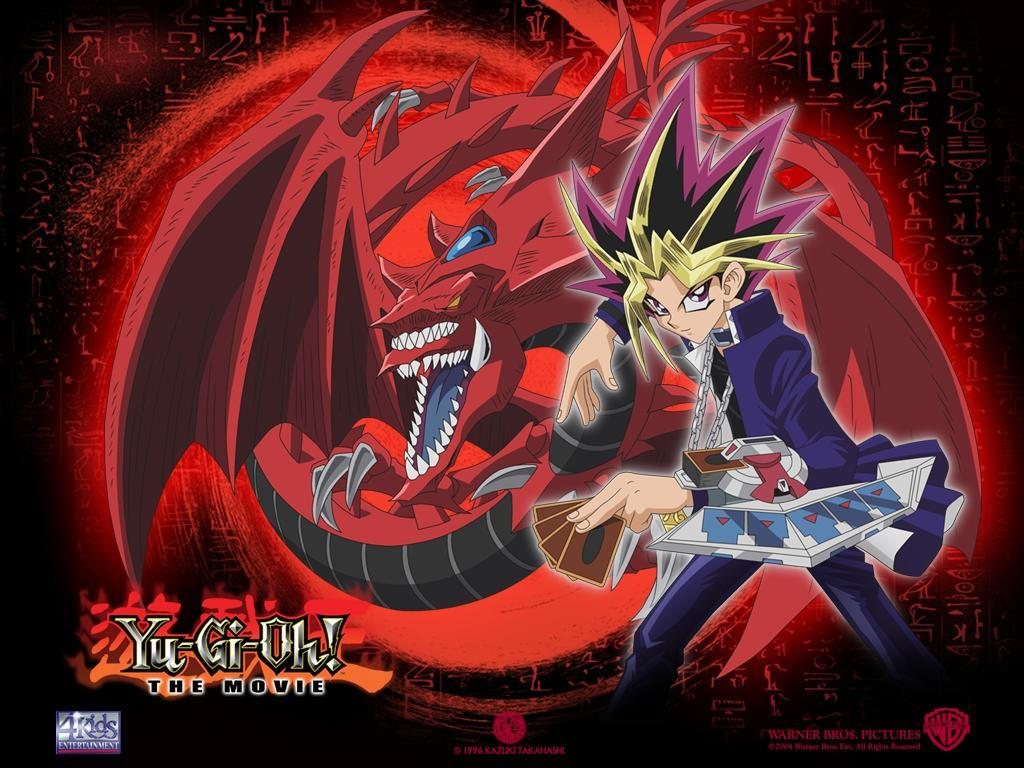 Yu Gi Oh - YuGiOh - Film - Movie - Lungometraggio animato