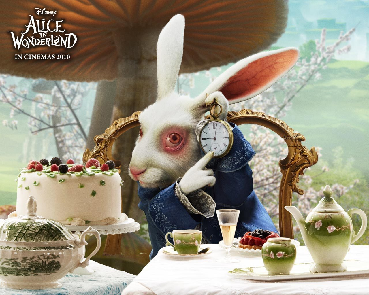 Alice in Woderland - Leprotto Bisestile