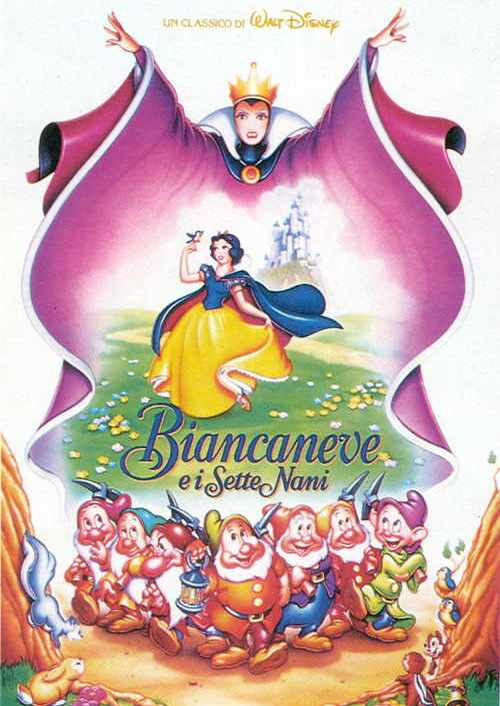 Biancaneve e i 7 Nani - Snow White and the Seven Dwarfs - Blancanieves - Blanche-Neige - Schneewittchen