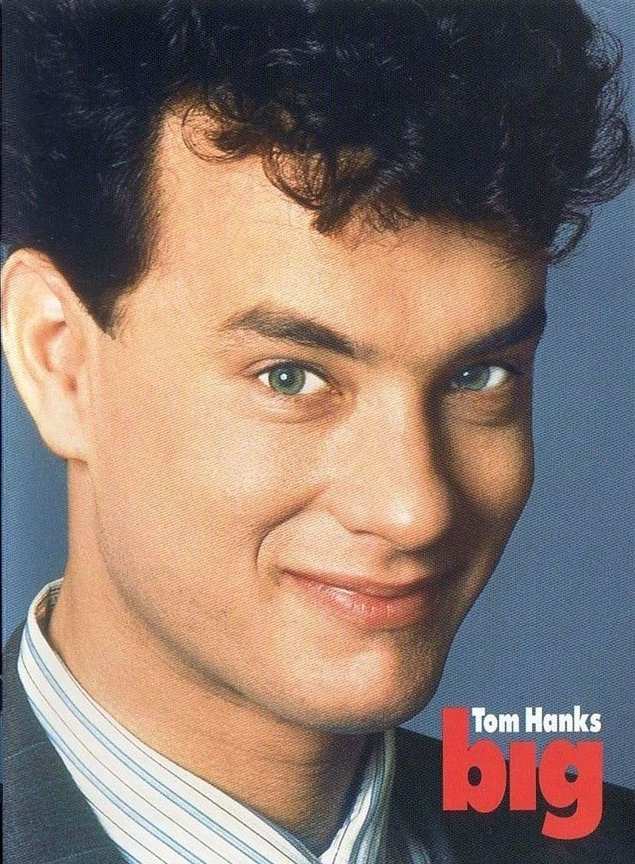 Big - film con Tom Hanks