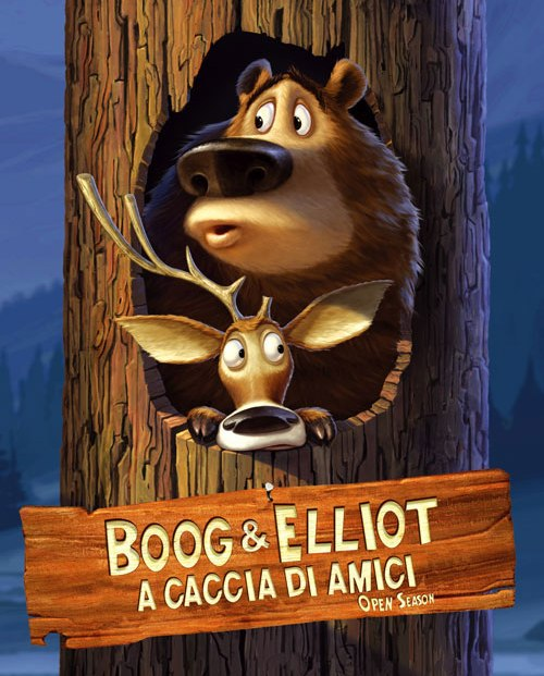 Boog e Elliot (Open Season)