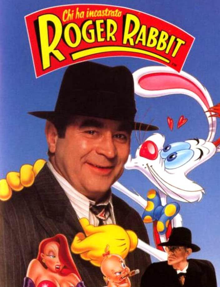 Chi ha incastrato Roger Rabbit ?...  - Who Framed Roger Rabbit?