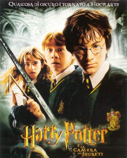 Harry Potter e la Camera dei Segreti - Harry Potter and the Chamber of Secrets