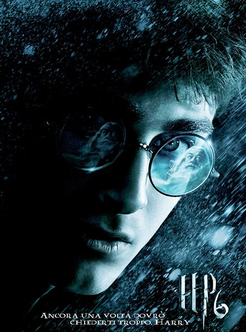 Harry Potter e il principe mezzosangue - Harry Potter and the Half-Blood Prince