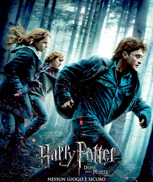 Harry Potter e i Doni della Morte - Harry Potter and the Deathly Hallows