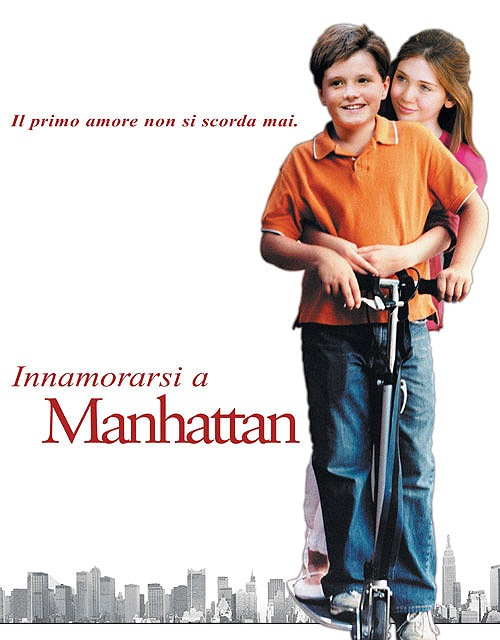Innamorarsi a Manhattan - Little Manhattan - ABC de amor
