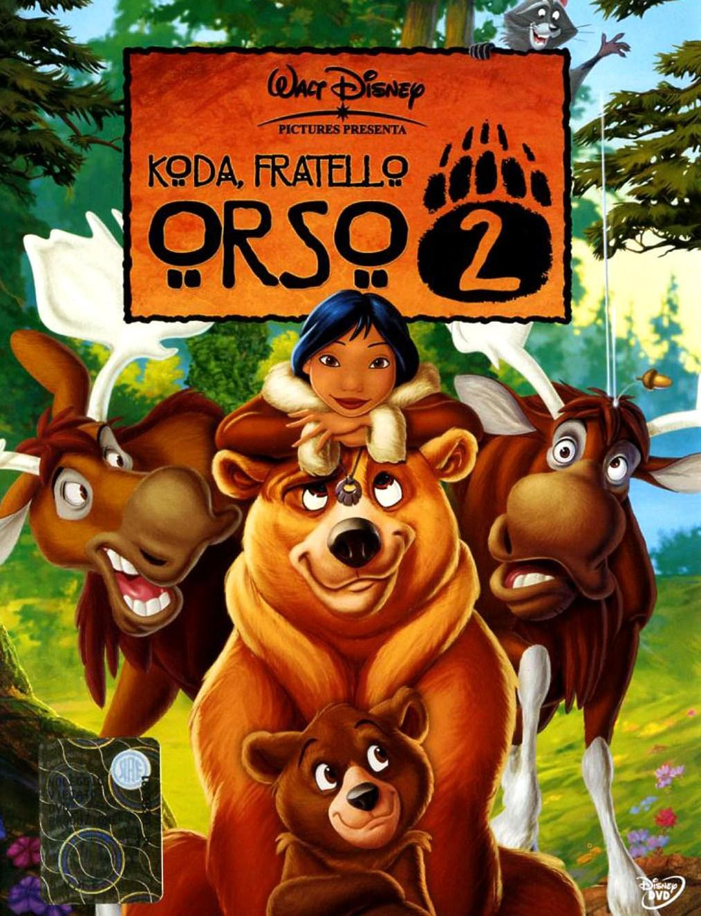 Koda Fratello Orso - Koda Brother Bear
