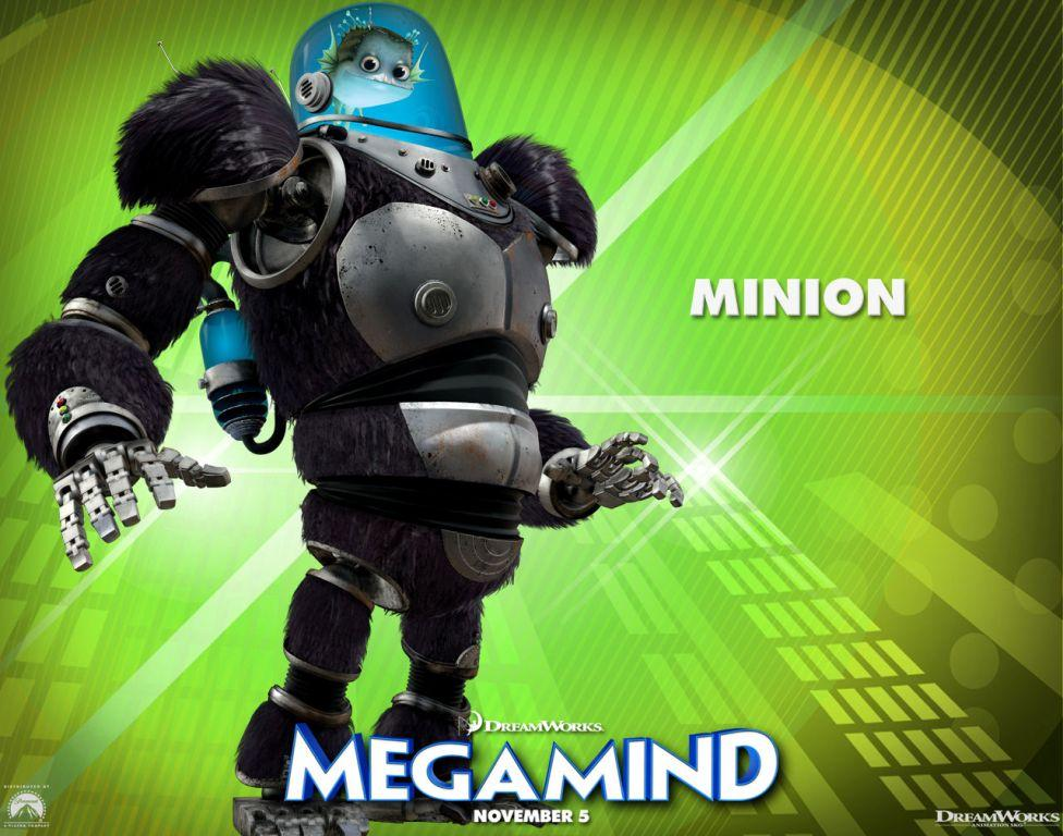 Megamind - Minion