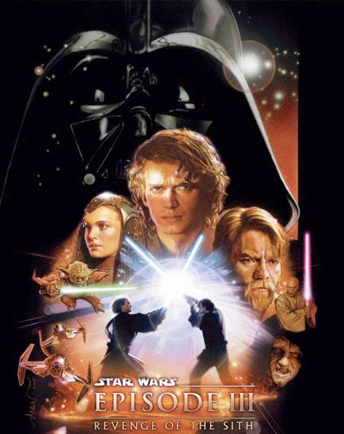 Star Wars 3 - Guerre Stellari episodio III la vendetta dei Sith - Revenge of the Sith