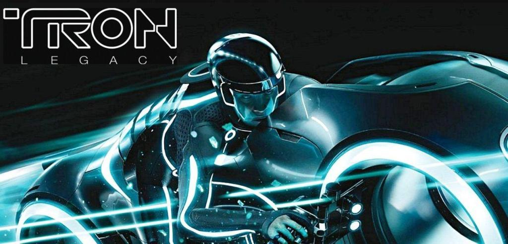 Tron - Bike - Moto - Motor - Corsa - Run - Motorcycle