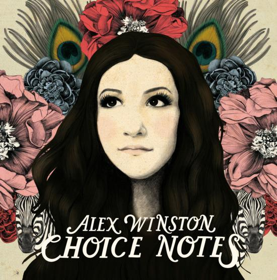 Alex Winston - Choice Notes - cover