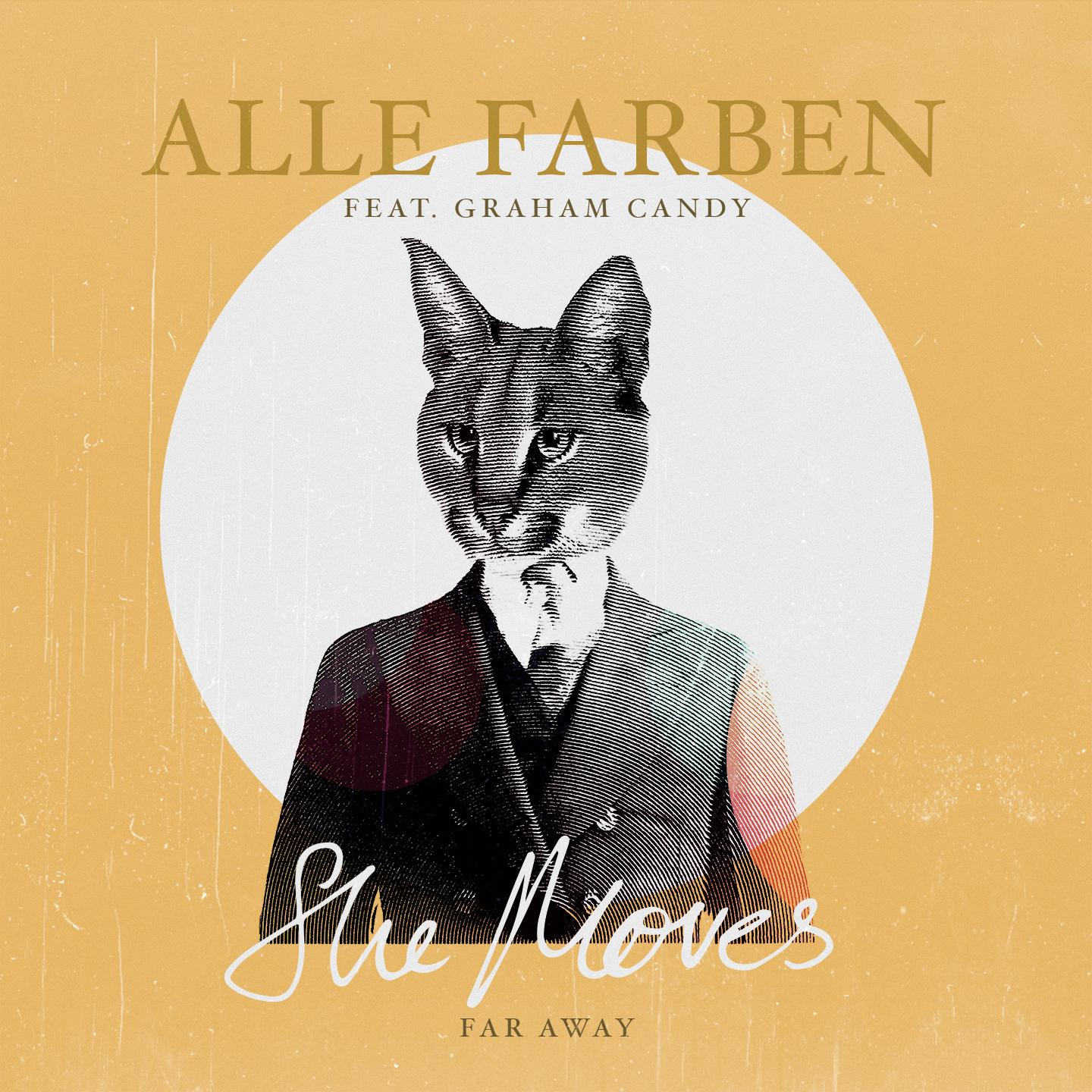 Alle Farben ft Graham Candy - She Moves - Far Away