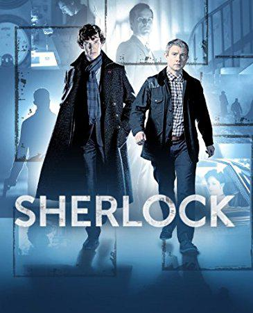 BBC Orchestra - Sherlock`s Theme Melody Soundtrack - Serie with Benedict Cumberbatch