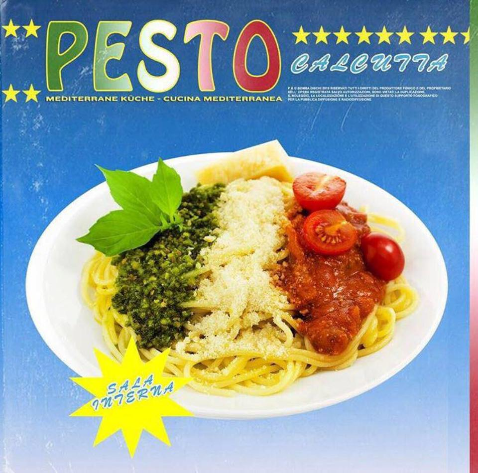 Calcutta - Pesto - cover italian dish