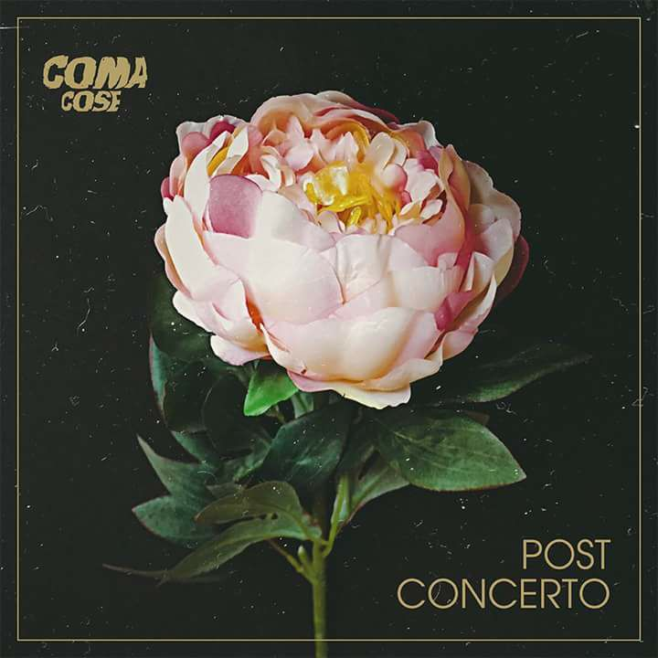 Coma_Cose - Post Concerto Testo & Lyrics