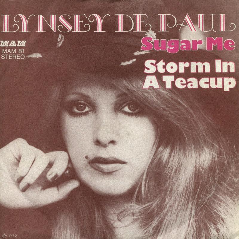 Lynsey De Paul - Sugar me