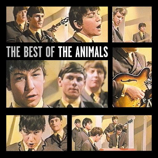 The Animals - House of the Rising Sun - 1964