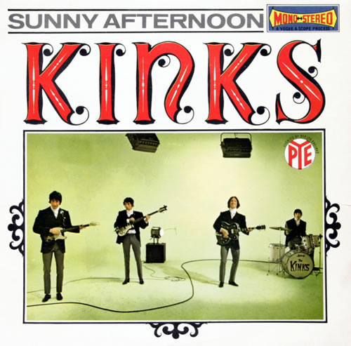 The Kinks - Sunny Afternoon