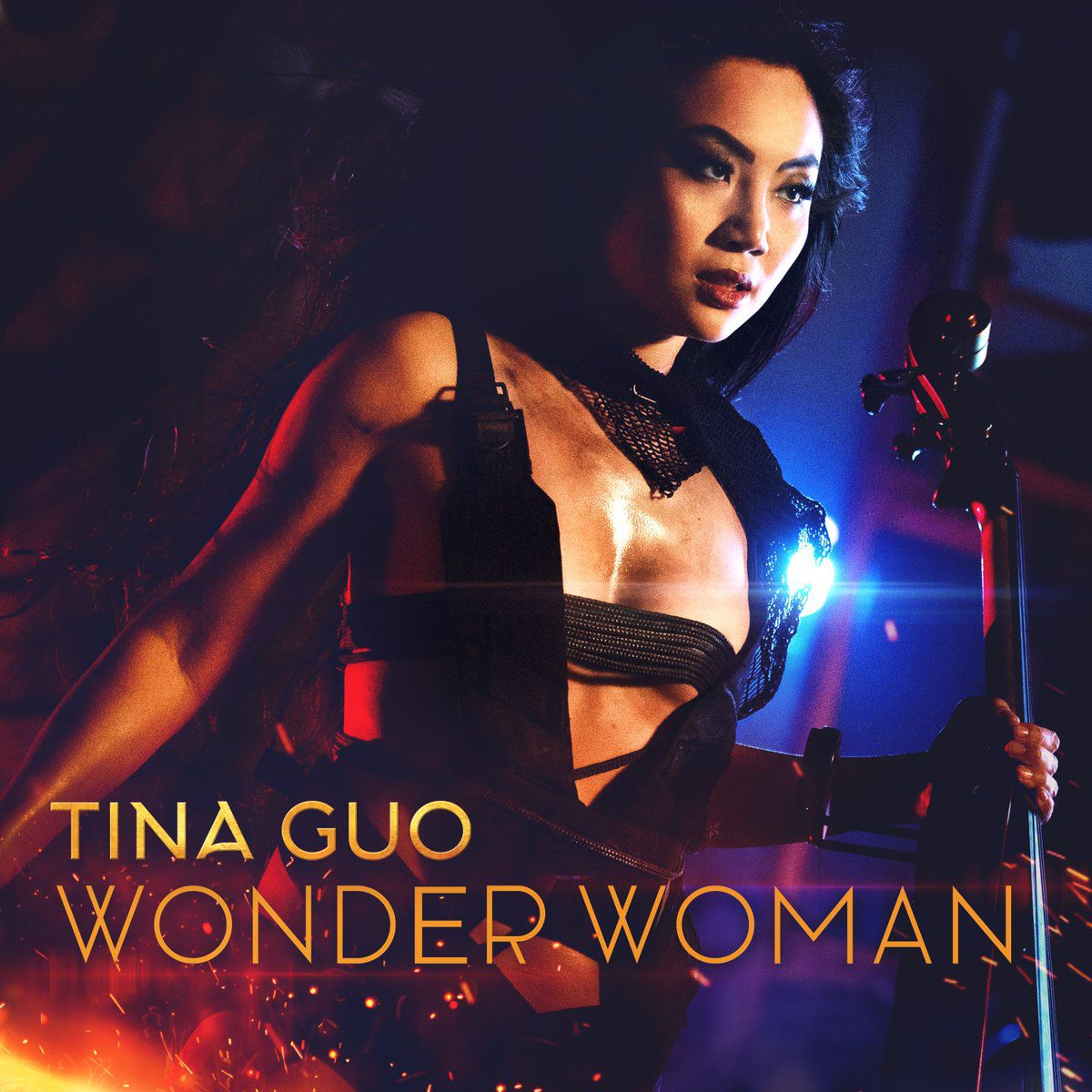 Tina Guo - Wonder Woman main theme soundtrack