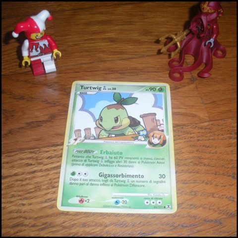 Carte Pokemon - Turtwig