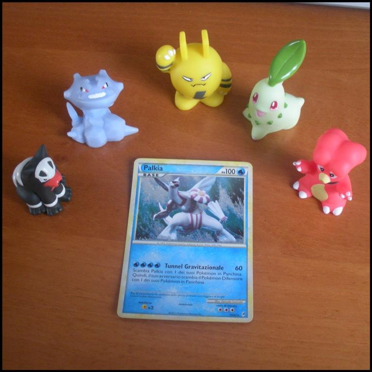 Carte Card Pokemon - Palkia