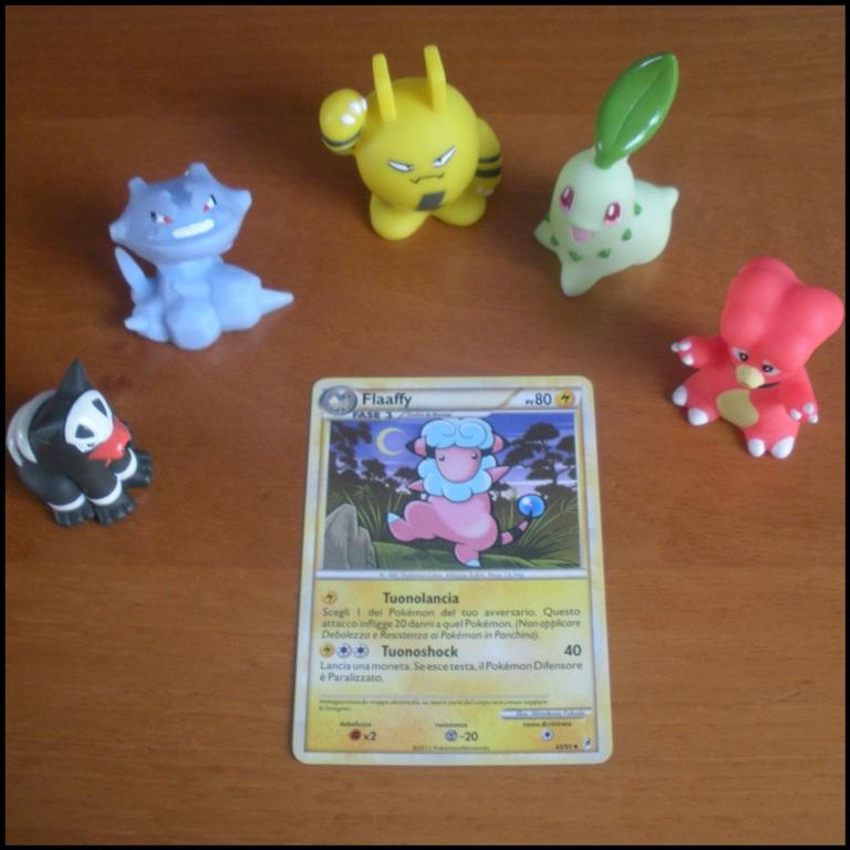 Carte Card Pokemon - Flaaffy