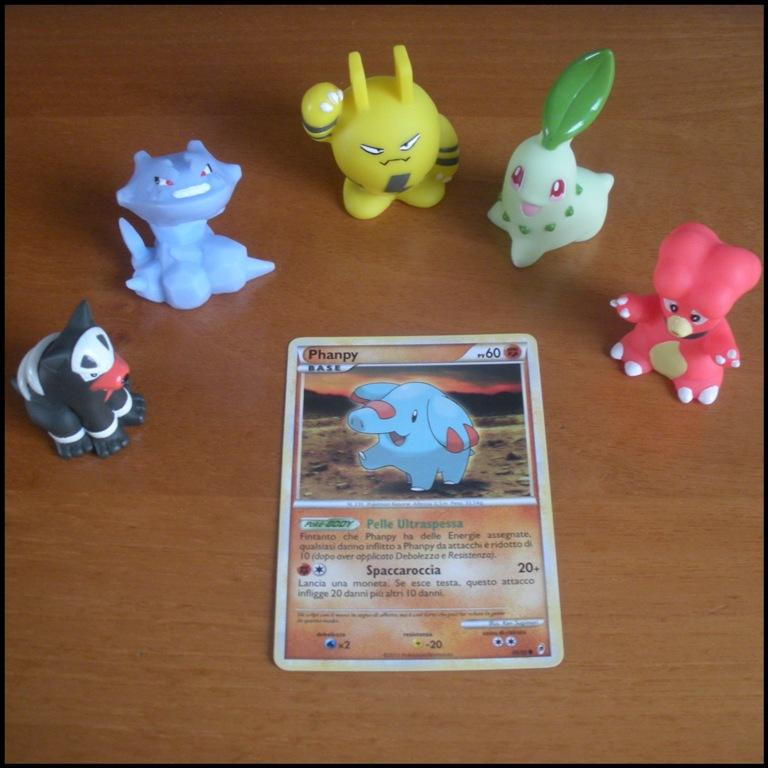 Carte Card Pokemon - Phanpy