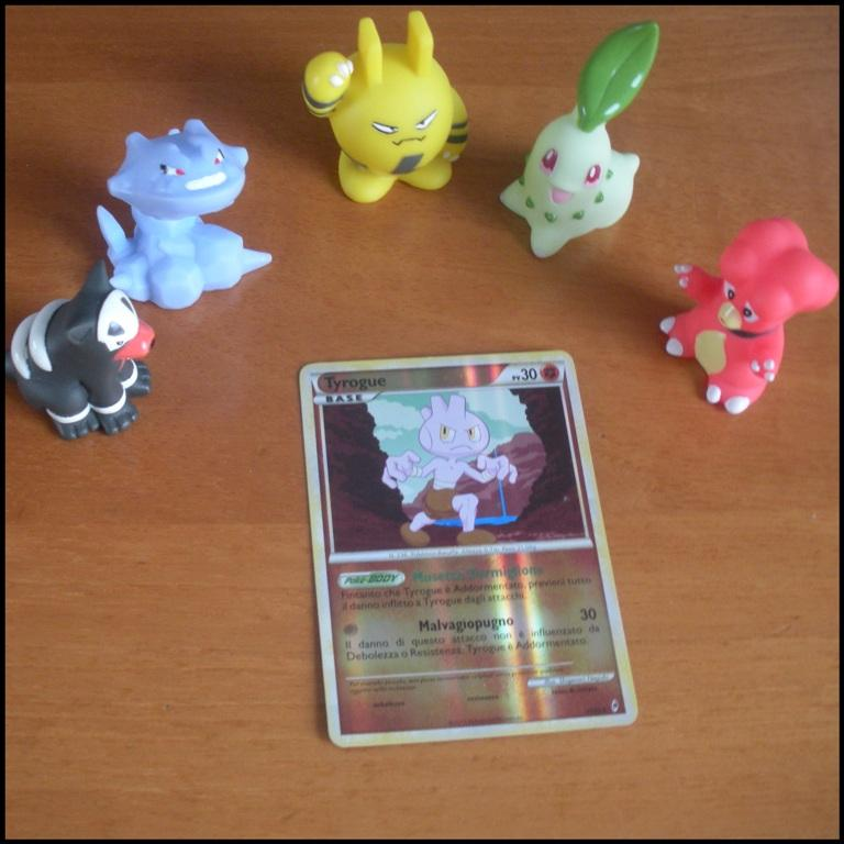 Carte Card Pokemon - Tyrogue