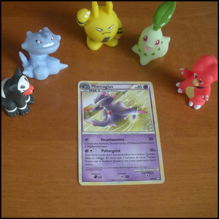 Carte Card Pokemon - Mismagius