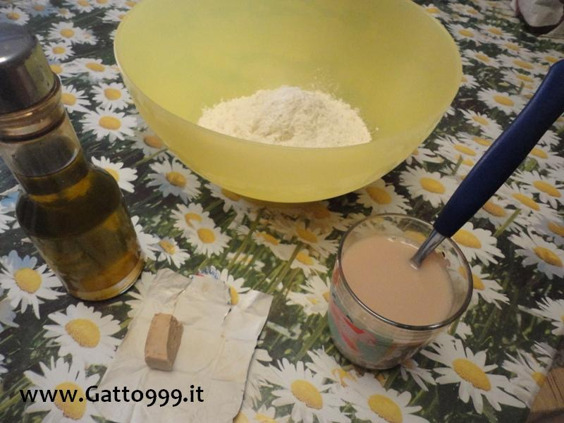 Ricetta vera Pizza italiana fatta in casa !... Recipe real italian homemade Pizza !...