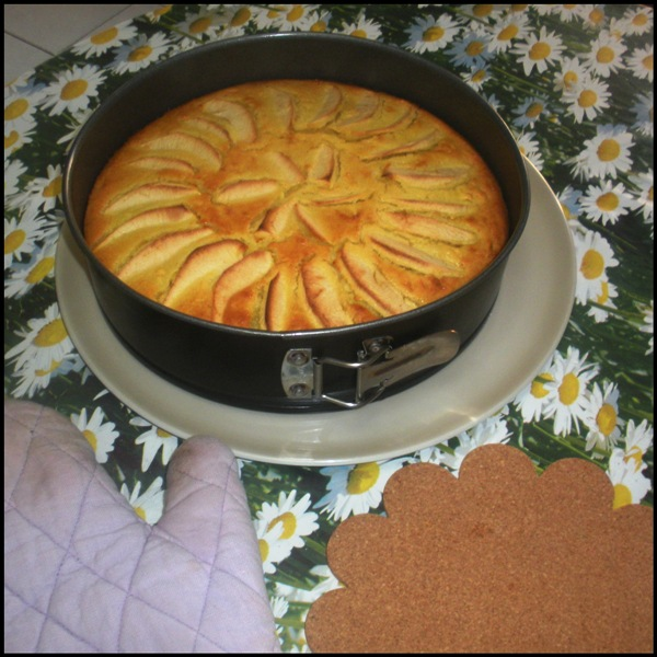 Torta di Mele - Apple Cake (Apple Pie)