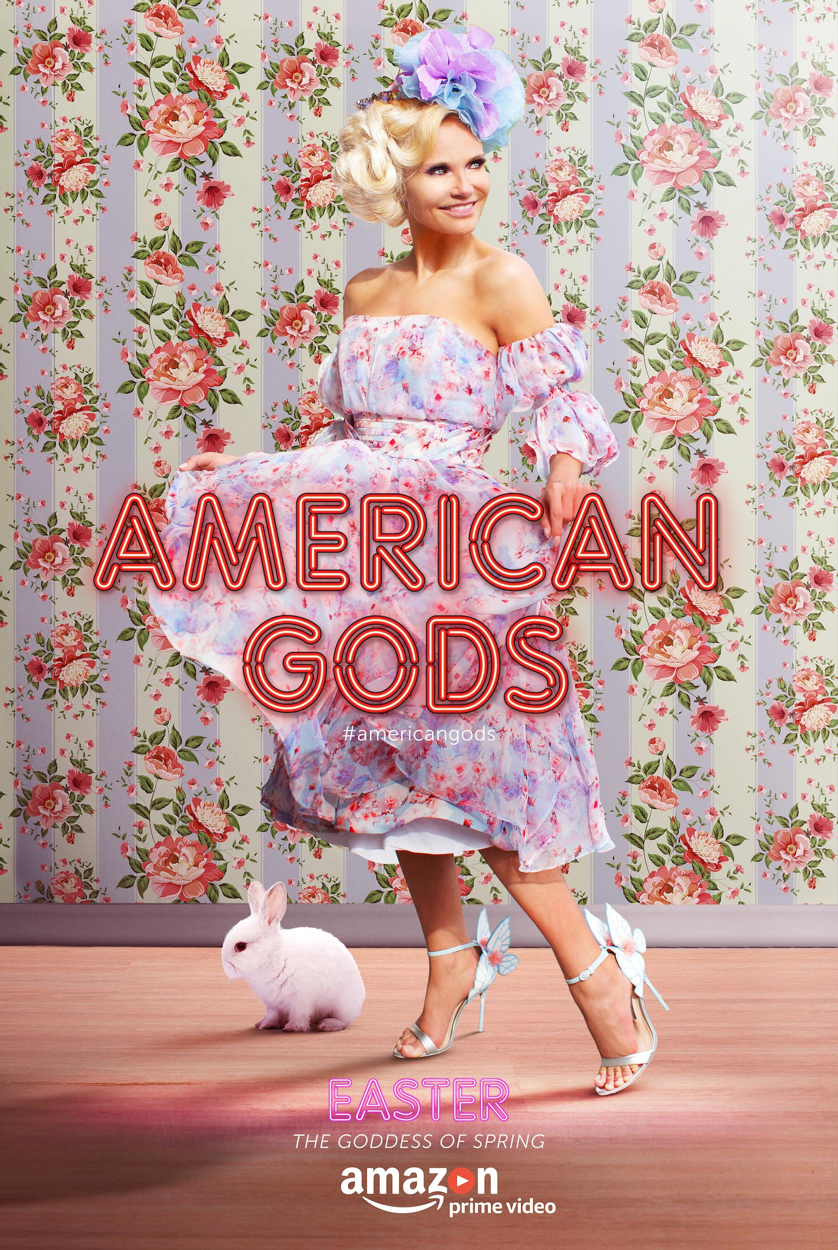American Gods - Series -  Kristin Chenoweth as Easter - the goddess of spring