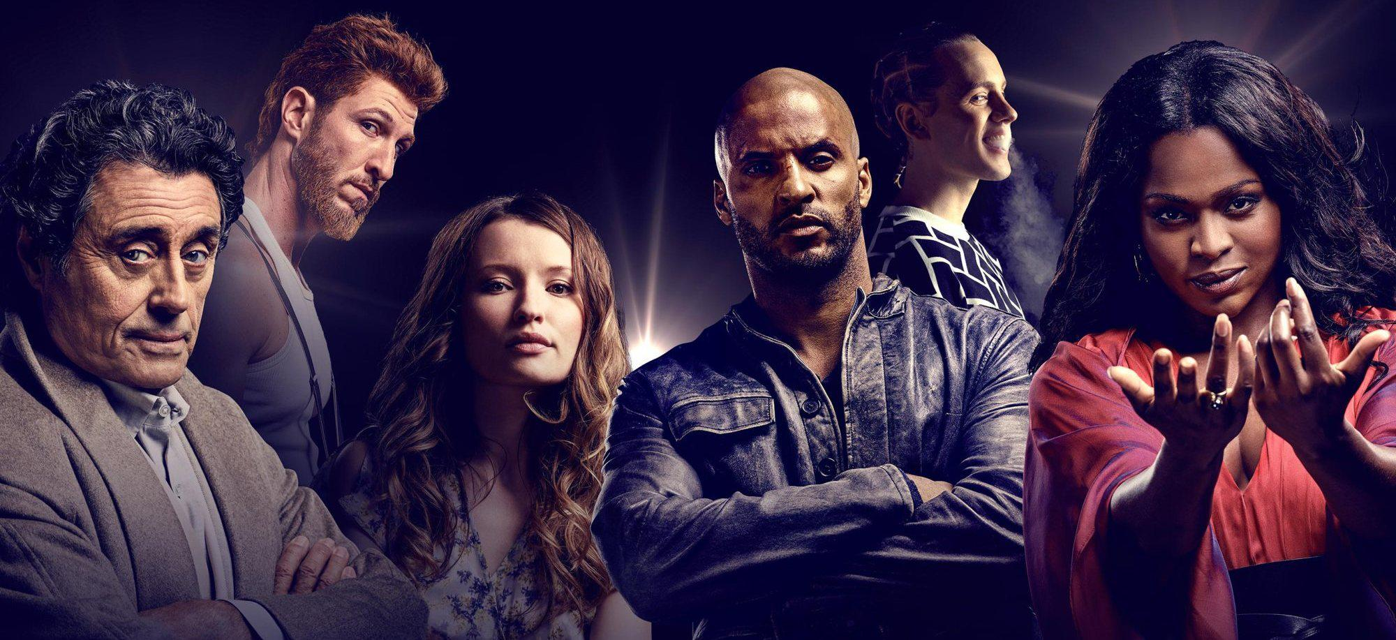American Gods - Series - characters