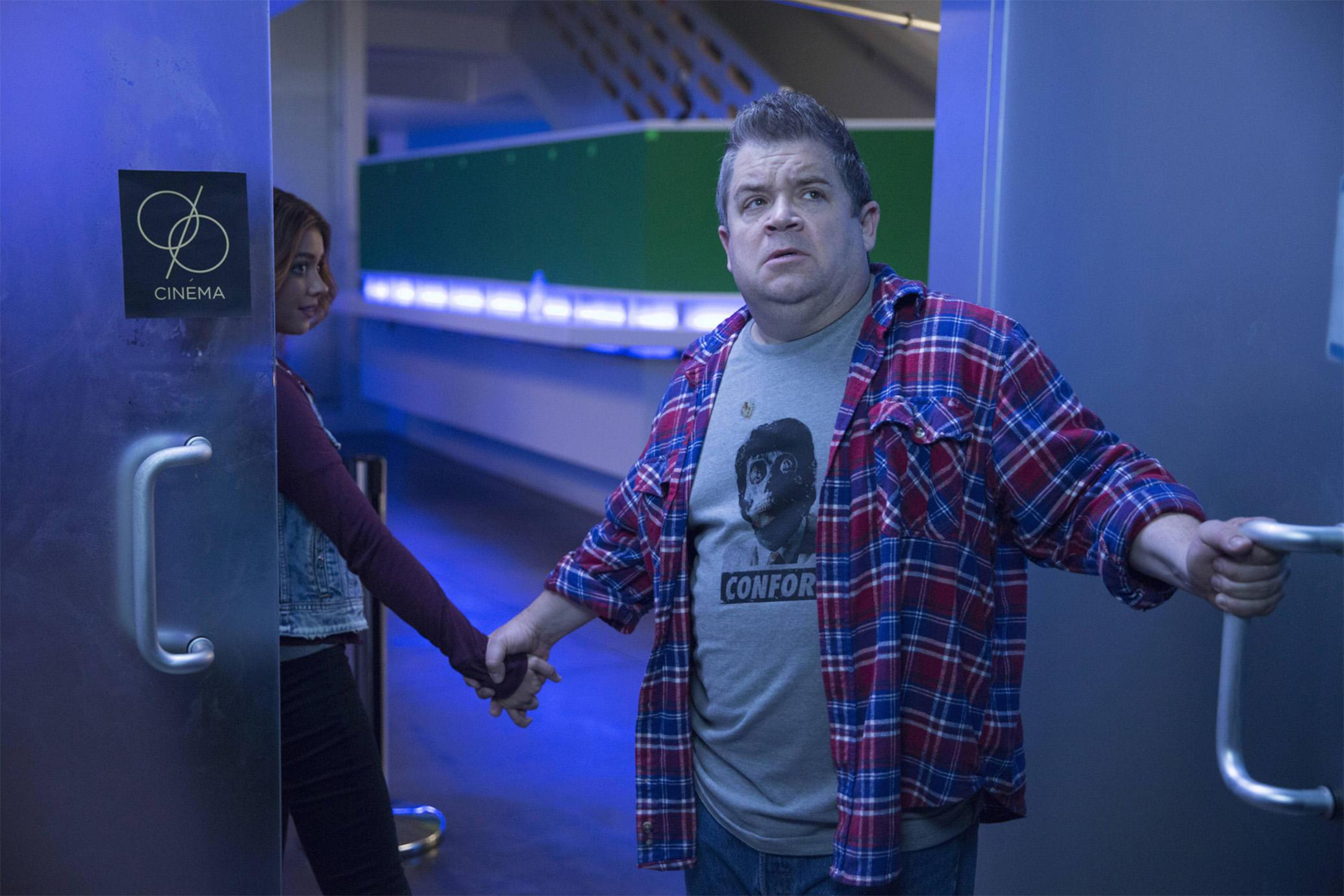 Dimension 404 - series - episode 2 - Cinethrax 3000 - Patton Oswalt as Uncle Dusty