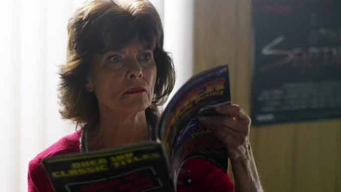 Dimension 404 - series - episode 4 - Polybius - Adrienne Barbeau as Wilma
