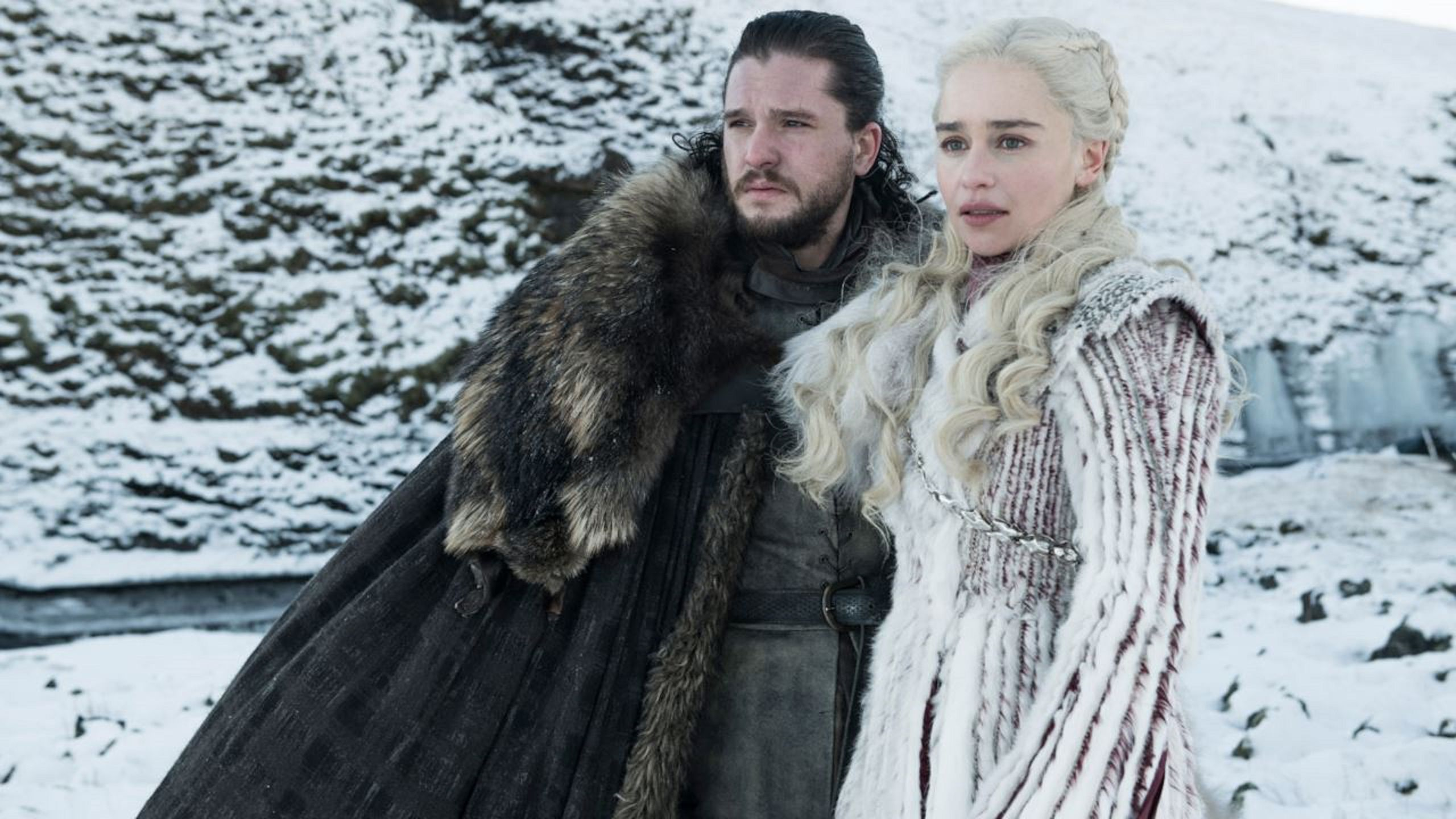 Game of Thrones season 8 finale Jon and Daenerys