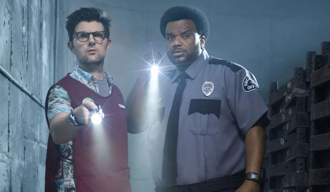 Ghosted - series - paranormal unexpected agency