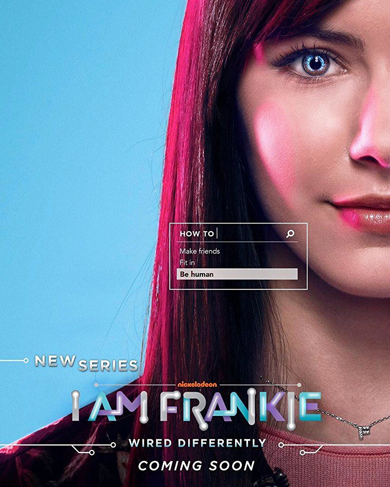 I am Frankie - poster