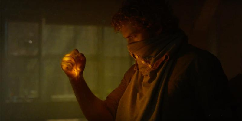 Iron Fist - Finn Jones - Danny Rand - Netflix Series
