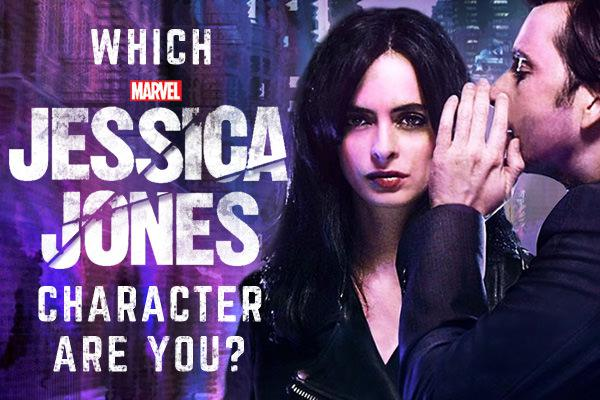 Jessica Jones - series Netflix - Krysten Ritter - David Tennant - Kilgrave