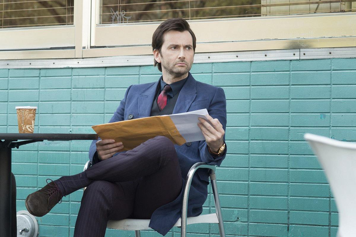 Jessica Jones - series Netflix - David Tennant - Kilgrave
