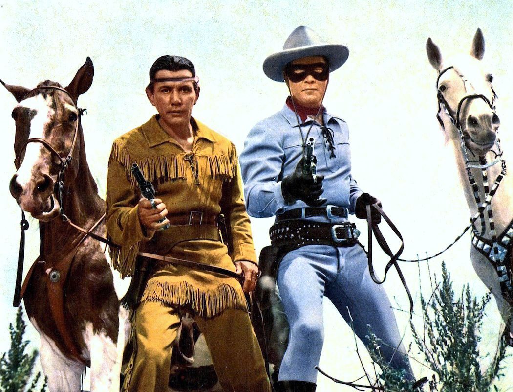 The Lone Ranger - TV series 1949–1957 classic cult western adventure