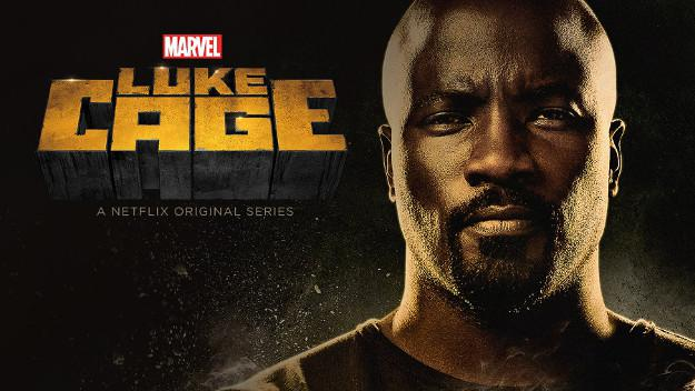 Luke Cage (Mike Colter) - series Netflix