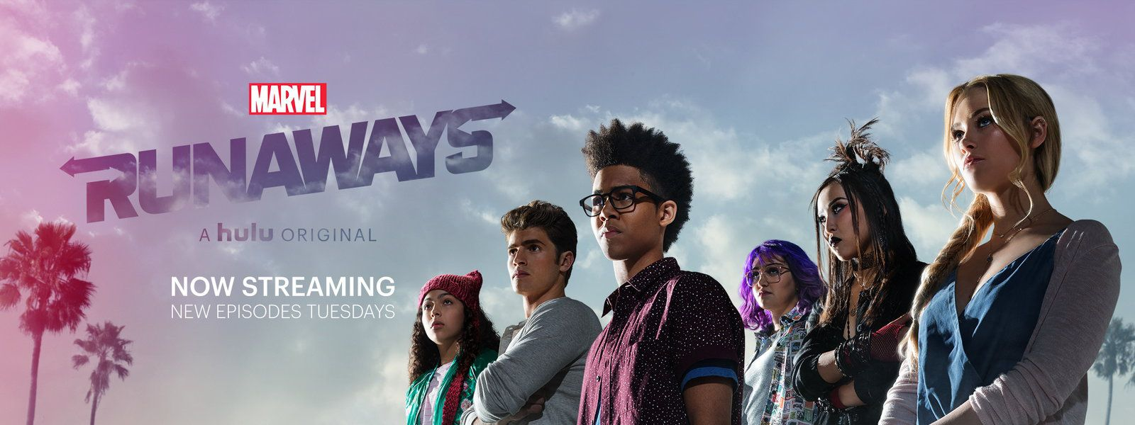 Marvel's Runaways - characters