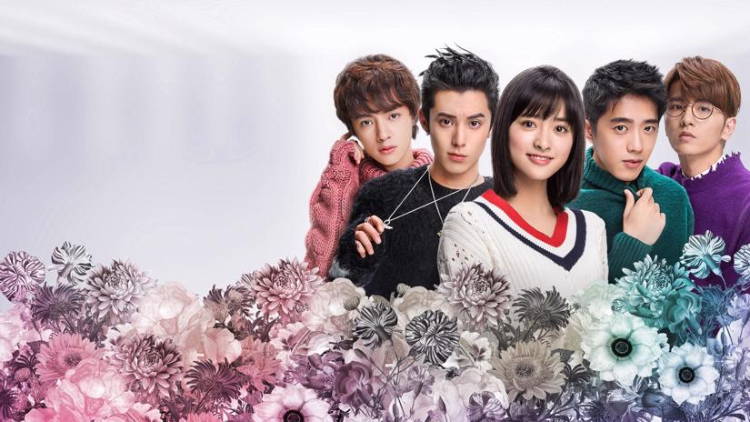 Meteor Garden... great Asian Series, a very special Dorama