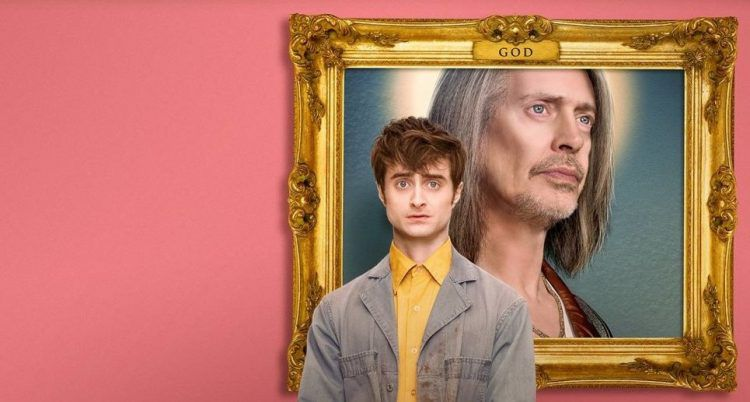Miracle Workers (series 2019) - Daniel Radcliffe, Steve Buscemi