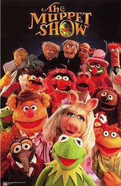 The Muppet Show ... the classic Muppet Show