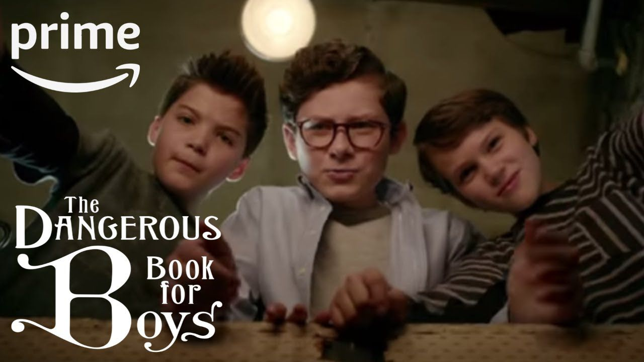 The Dangerous Book for Boys (Amazon Prime 2018)